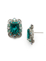 **SPECIAL ORDER**SORRELLI SWEET MINT CRYSTAL EARRINGS~EDU38ASSMN
