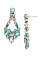 **SPECIAL ORDER**SORRELLI SWEET MINT CRYSTAL EARRINGS~EDN52ASSMN