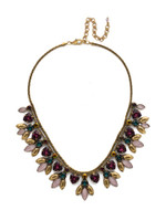 **SPECIAL ORDER**ROYAL PLUM NECKLACE BY SORRELLI~NDX5AGROP