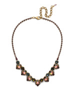 **SPECIAL ORDER**ROYAL PLUM NECKLACE BY SORRELLI~NDX9AGROP