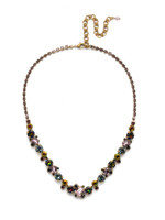 **SPECIAL ORDER**ROYAL PLUM NECKLACE BY SORRELLI~NDK17AGROP