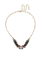 **SPECIAL ORDER**ROYAL PLUM NECKLACE BY SORRELLI~NDS49AGROP