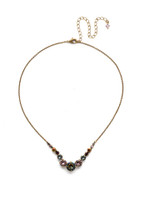 **SPECIAL ORDER**ROYAL PLUM NECKLACE BY SORRELLI~NCQ14AGROP