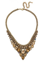 **SPECIAL ORDER**  NEUTRAL TERRITORY CRYSTAL NECKLACE BY SORRELLI~NDQ3AGNT