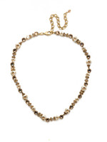**SPECIAL ORDER**  NEUTRAL TERRITORY CRYSTAL NECKLACE BY SORRELLI~NDK10AGNT