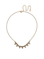 **SPECIAL ORDER**  NEUTRAL TERRITORY CRYSTAL NECKLACE BY SORRELLI~NDN46AGNT