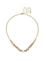 **SPECIAL ORDER**  NEUTRAL TERRITORY CRYSTAL NECKLACE BY SORRELLI~NDQ14AGNT
