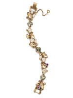 **SPECIAL ORDER** NEUTRAL TERRITORY CRYSTAL BRACELET BY SORRELLI~BDN51AGNT