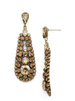 **SPECIAL ORDER** NEUTRAL TERRITORY CRYSTAL EARRINGS BY SORRELLI~EDP6AGNT
