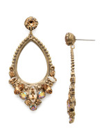 **SPECIAL ORDER** NEUTRAL TERRITORY CRYSTAL EARRINGS BY SORRELLI~EDQ31AGNT