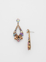 **SPECIAL ORDER** NEUTRAL TERRITORY CRYSTAL EARRINGS BY SORRELLI~EDA53AGNT