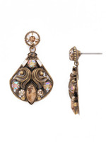 **SPECIAL ORDER** NEUTRAL TERRITORY CRYSTAL EARRINGS BY SORRELLI~EDH4AGNT