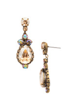 **SPECIAL ORDER** NEUTRAL TERRITORY CRYSTAL EARRINGS BY SORRELLI~EDA55AGNT