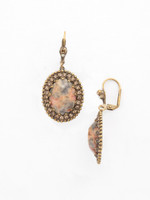 **SPECIAL ORDER** NEUTRAL TERRITORY CRYSTAL EARRINGS BY SORRELLI~ECU32AGNT
