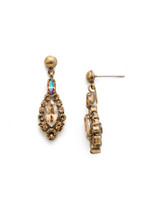 **SPECIAL ORDER** NEUTRAL TERRITORY CRYSTAL EARRINGS BY SORRELLI~EDQ30AGNT