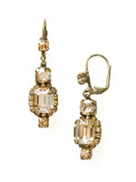 **SPECIAL ORDER** NEUTRAL TERRITORY CRYSTAL EARRINGS BY SORRELLI~EBZ47AGNT