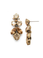 **SPECIAL ORDER** NEUTRAL TERRITORY CRYSTAL EARRINGS BY SORRELLI~EDE79AGNT