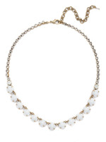 PEARL LUSTER Crystal Necklace by Sorrelli~NCU19AGPLU