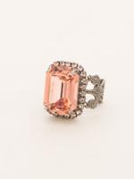 Sorrelli Sand Dune Crystal Ring~RCF9ASSND