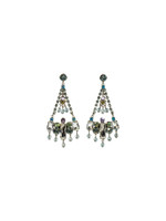 Sorrelli Running Water Crystal Earrings~ECG62ASRW