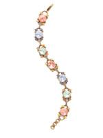 Sorrelli Bohemian Bright Crystal Bracelet~BDK69AGBHB