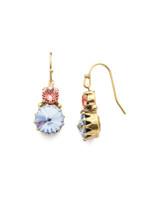 Sorrelli Bohemian Bright Crystal Earrings~EEA9AGBHB