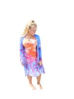 Ice Tye Dye Jacket by Martha-Salamander