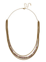 Sorrelli Beach Comber Necklace~NCR73AGBCM