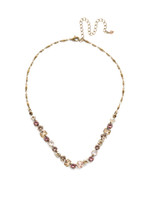 Sorrelli Beach Comber Necklace~NDX14AGBCM