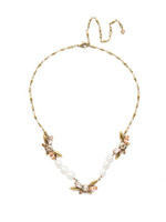 Sorrelli Beach Comber Necklace~NEC5AGBCM