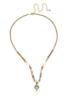 Sorrelli Beach Comber Necklace~NEC6AGBCM