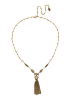 Sorrelli Beach Comber Necklace~NEA40AGBCM