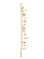 Sorrelli Polished Pearl Bracelet~BEC26BGPLP