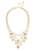 Sorrelli Polished Pearl Necklace~NEC28BGPLP