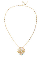 Sorrelli Polished Pearl Necklace~NEC7BGPLP
