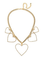 Sorrelli Polished Pearl Necklace~NEC22BGPLP