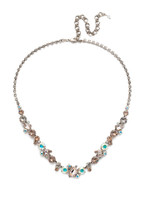 Sorrelli Silky  Clouds Necklace~NDK17ASSCL
