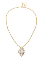Sorrelli Silky  Clouds Necklace~  NEE29BGSCL