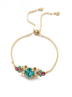 Sorrelli Candy  Pop Slider Bracelet~BEA30BGCPO