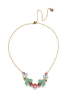 Sorrelli Candy  Pop  Necklace~NEE10BGCPO