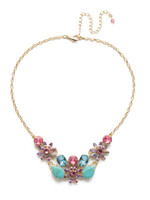 Sorrelli Candy  Pop  Necklace~NEA46BGCPO