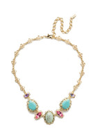 Sorrelli Candy  Pop  Necklace~NEE16BGCPO
