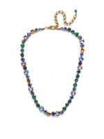 Sorrelli Game of Jewel Tones Sedge Crystal Necklace~NDX1AGGOT