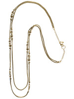 **SPECIAL ORDER**SORRELLI RAW SUGAR CRYSTAL NECKLACE~NCK10AGRSU