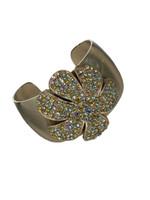Sorrelli Running Water Crystal Bracelet ~BCG15ASRW