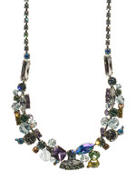 Sorrelli Running Water Crystal Necklace ~NCE1ASRW