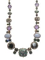 Sorrelli Running Water Crystal Necklace~ NCC10ASRW
