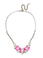 ***SPECIAL ORDER**SORRELLI PINK MUTINY  CRYSTAL NECKLACE ~NCT13ASPMU