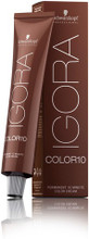 Color 10 - 4-88 Medium Brown Red Extra