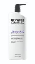 keratin Complex Blondeshell Shampoo 33.8oz
